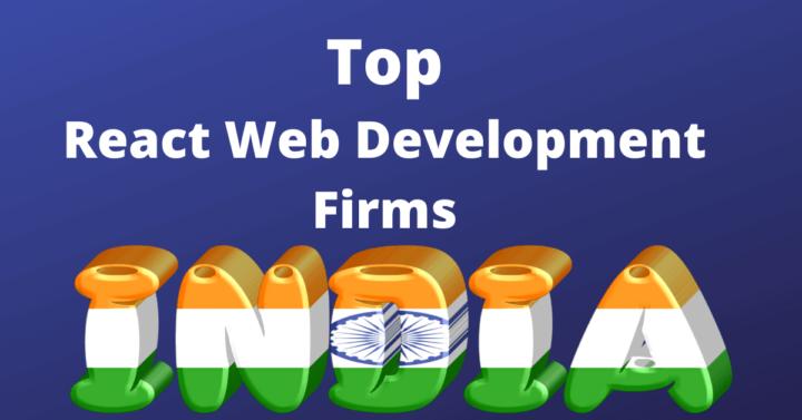 React Web Development India
